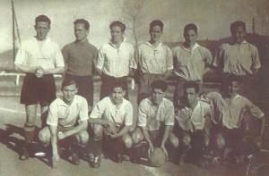 1947-48 equipo Patro futbol