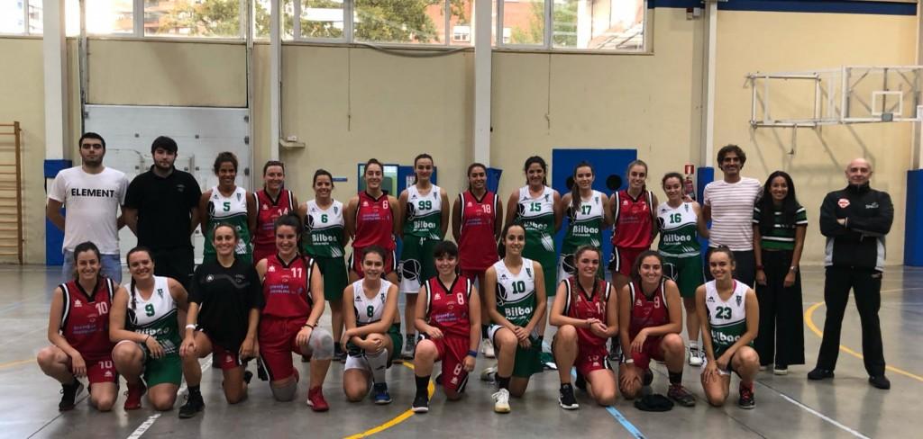 2019 09 15 SR fem BEGOÑAZPI & PATRO
