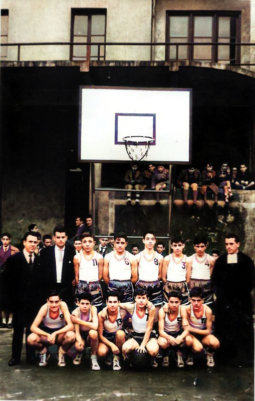 1957-58 PATRONATO inf