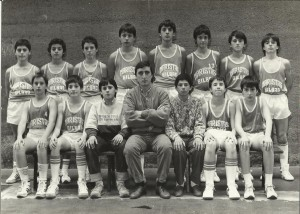 1982-83 Maristas MINI Ituiño