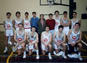 1992-93 Patronato Thate Hnos. Ituiño