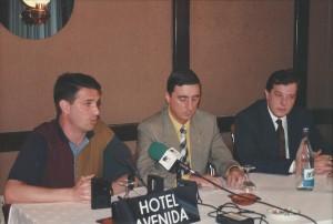 1995 PATRONATO José L. Abós CON Jesús Ituiño y Agirre