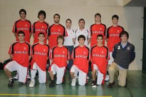 2008-09 Selección Bizkaia JR Jesus Ituiño