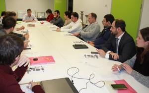 2015-01-15 Seleccionadores Bizkaia con ITUIÑO